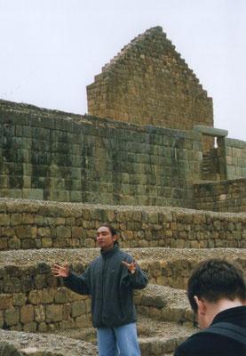 Ingapirca - Inca ruines