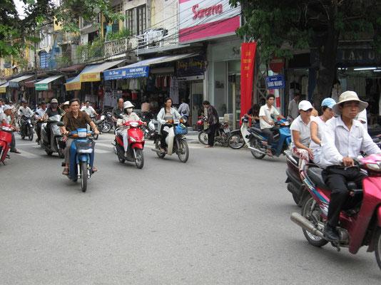 Veel scooters