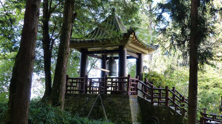 klokkentoren in Alishan