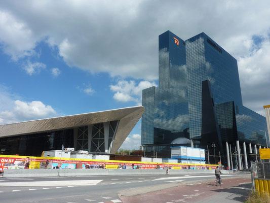 2012 - Bouw nieuw CS in volle gang
