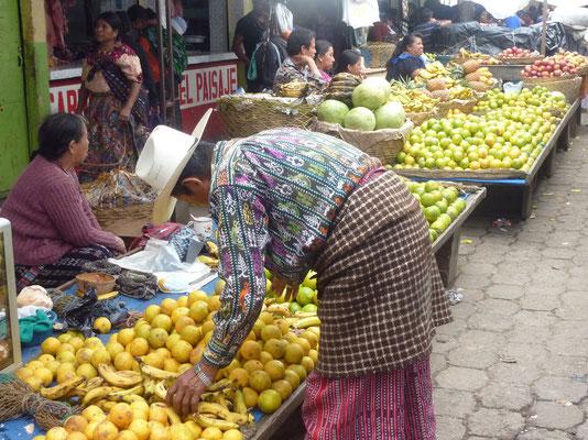Markt in Solola