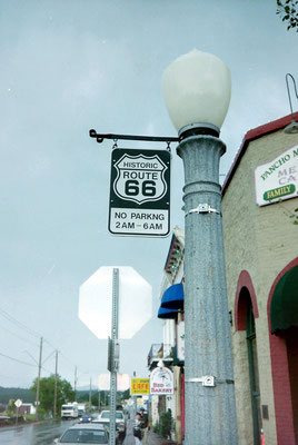 route 66 - Williams