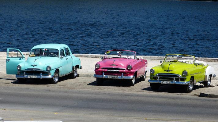 Oude Amerikaanse auto's
