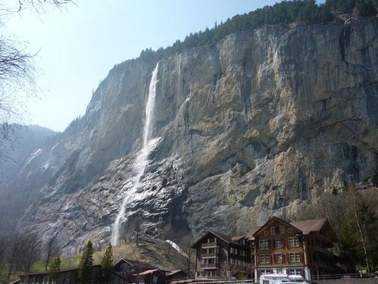 Staubbach waterval