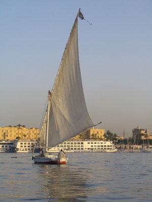 op de Nijl