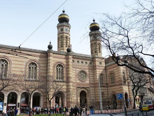 Dohány Street Synagoge