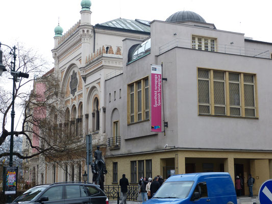 Spaanse synagoge