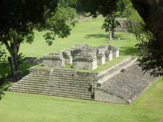 Ruines van Copan