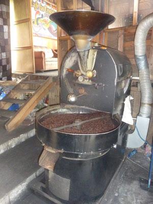 Koffiebranderij