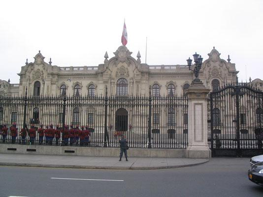 Presidentieel paleis