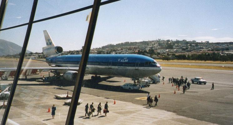 Vliegveld van Quito
