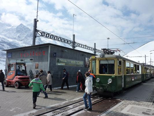Station Kleine Scheidegg