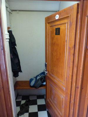 Mijn 'kleedkamer'