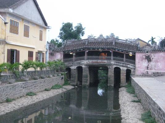 Japanse brug Hoi An