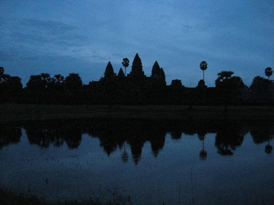 Angkor Wat - zonsopgang