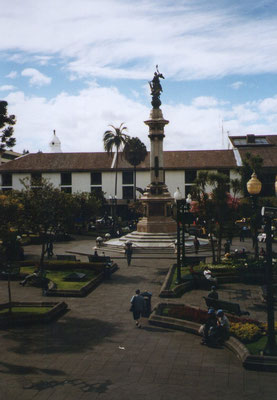 Plaza de la Indepencia