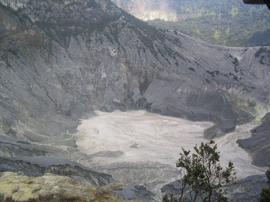 Tangkuban Prahu vulkaan