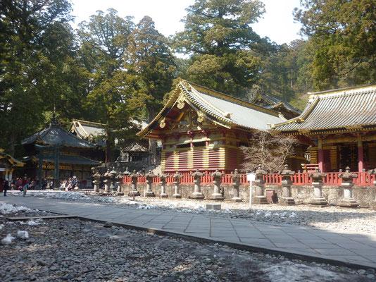 Rinno-ji tempel