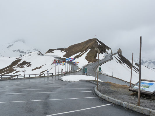 Edelweissspitze 2571 m.                                                                                            2013