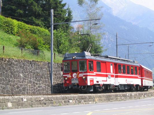 De tandradbaan naar Luzern