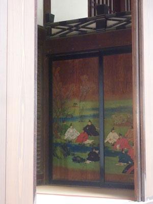 deuren in het Keizerlijk paleis