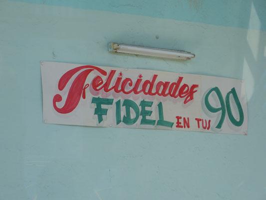 Gefeliciteerd Fidel !