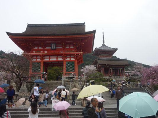 Kiyomizu tempel