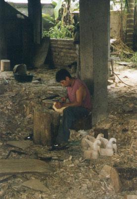 Bewerker van Balsa hout