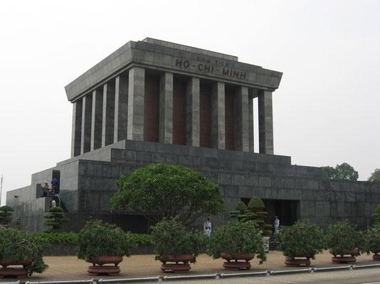 Mausoleum van Ho Chi Minh