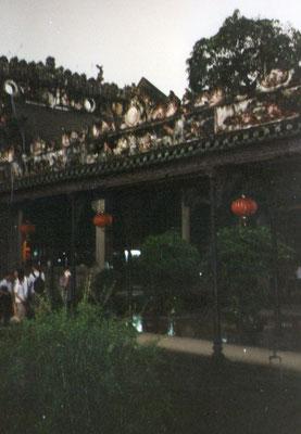 Tempel van de familie chen