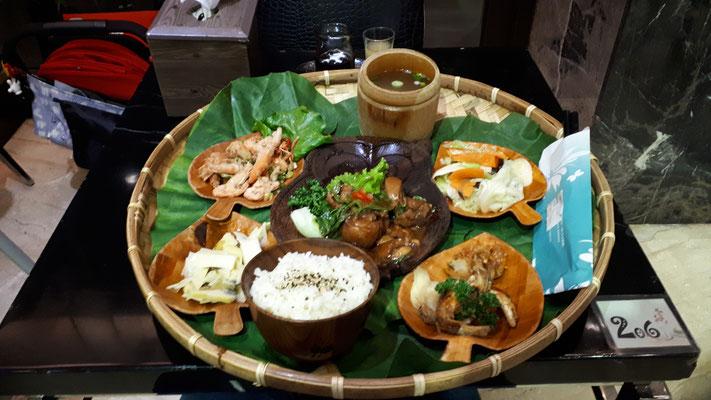 traditioneel eten