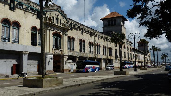 Oud douane gebouw