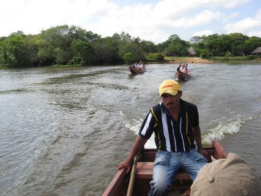 Water excursie