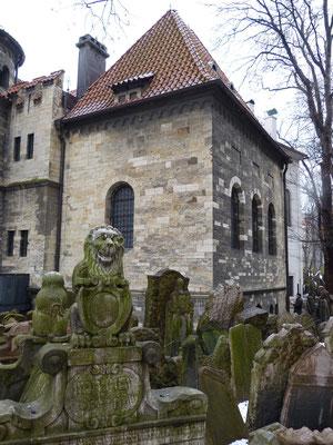 Joodse begraafplaats