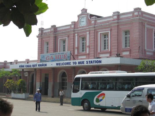 Hue station