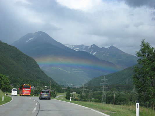 Onderweg in Karinthië