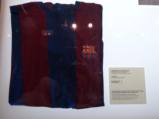Het shirt van Johan Cruijff