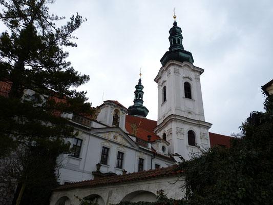 Strahov klooster