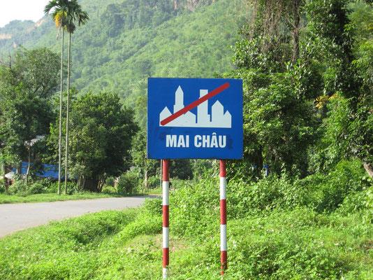 Op het platteland van Mai Chau