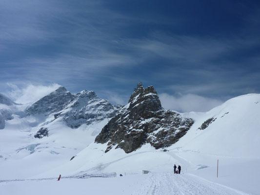 Sfinx op de jungfraujoch