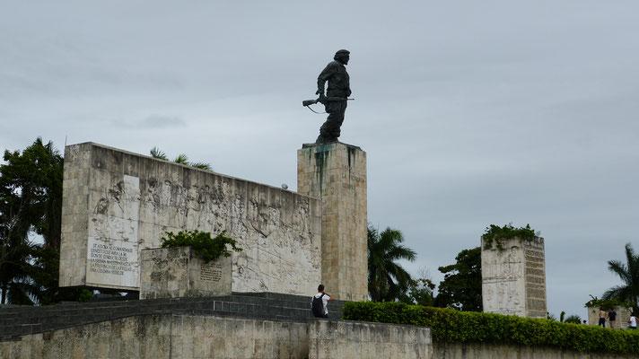 Monument voor Che Guevarra