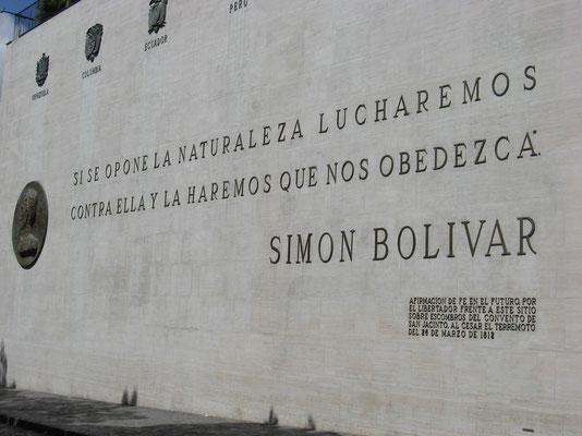 Geboortehuis van Simon Bolivar