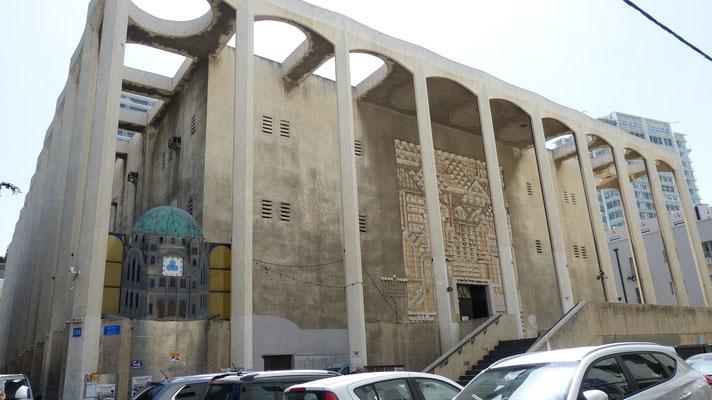 Tel Aviv, synagoge