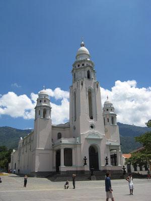 Panteon, hier ligt Bolivar begraven