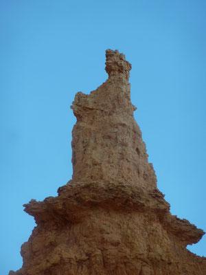 Queen Victoria - ontstaan uit erosie