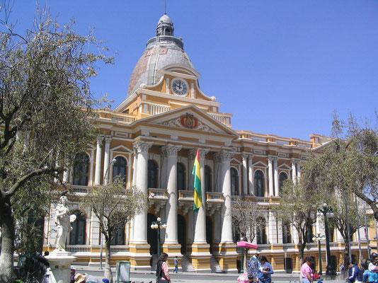 Presidentieel Paleis La Paz