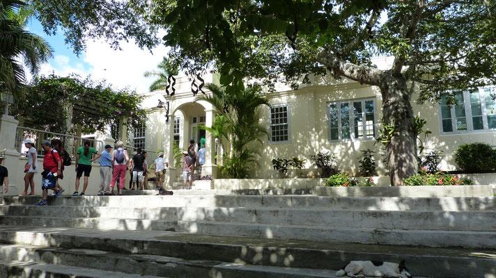 Het huis van Ernest Hemmingway