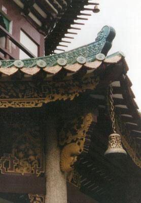 Tempel van de zes Banyan bomen