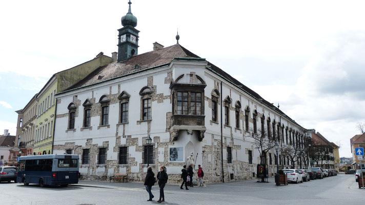 Oude raadhuis van Boeda