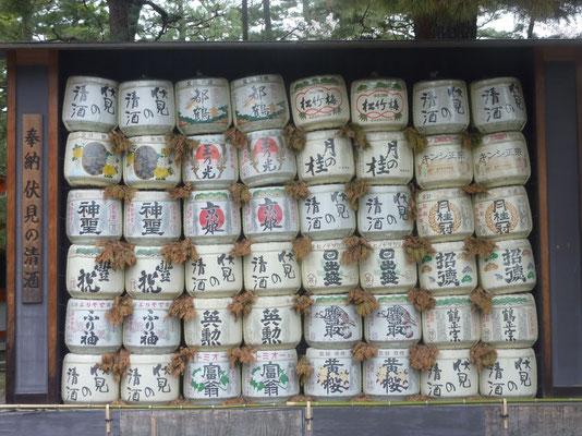 Sake tonnen